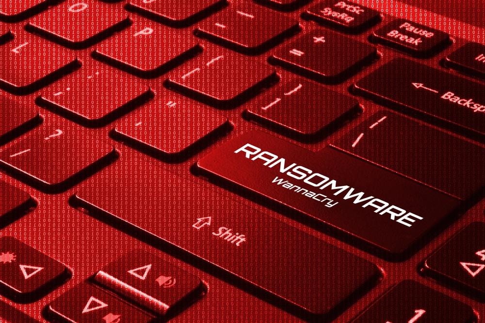 ransomware breach